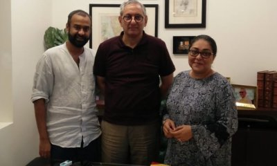 Renowned Director Meghna Gulzar Is All Set To Make Series On Mumbai's Top Cop Rakesh Maria