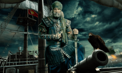 The First Look Of Amitabh Bachchan From Thugs Of Hindostan Is Out And He Looks Fierce