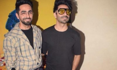 Aparshakti Khurrana Pens Down A Beautiful Note After Watching Brother's Ayushmann Khurrana's Andhadhun