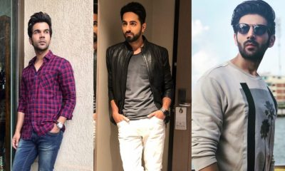 Here's How Kartik Aaryan, Rajkumar Rao And Ayushmann Khurrana Ruled 2018