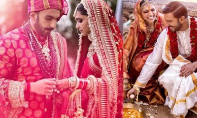 These New Pictures From DeepVeer Wedding Is Breaking The Internet And We Are Not Surprised