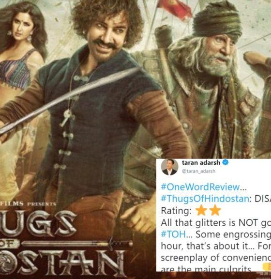 Thugs Of Hindostan Review Aamir Khan And Amitabh Bachchan Starrer Receives Mixed Response