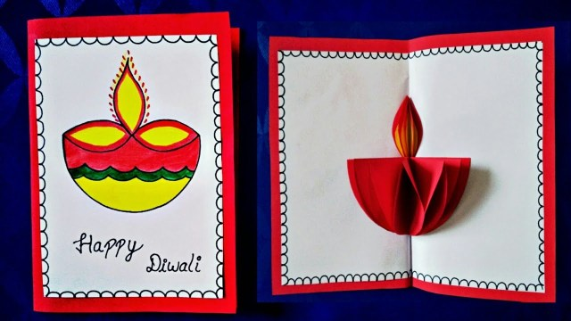 DIY Diwali Greeting Cards You Might Want to Know About