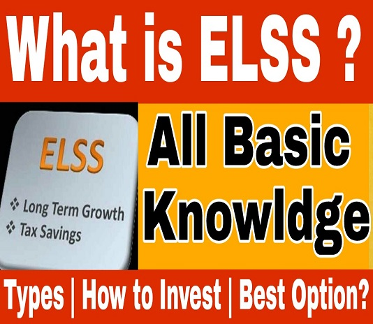 Equity linked scheme is one of the best investment in mutual fund which offer tax saving from income tax
