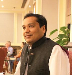 Pankaj Gupta Arkadin India managing director