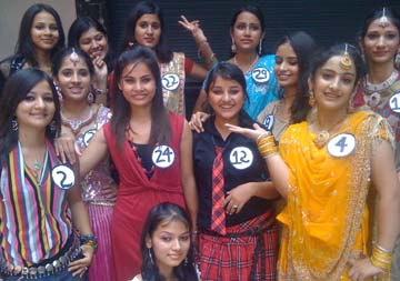 Government Polytechnic for Women welcomes Freshers