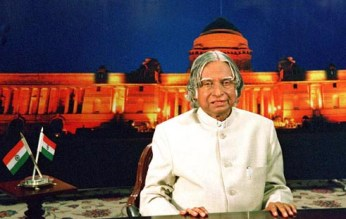FILE PHOTO : Dr. A.P.J Abdul Kalam