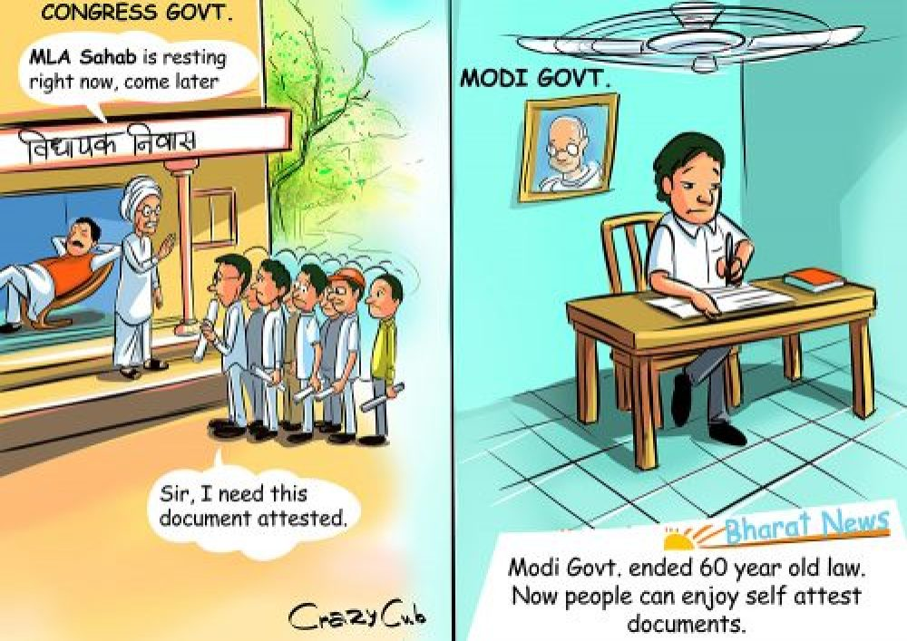 Modi Ji two year 8