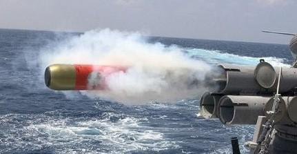 Varunastra torpedo