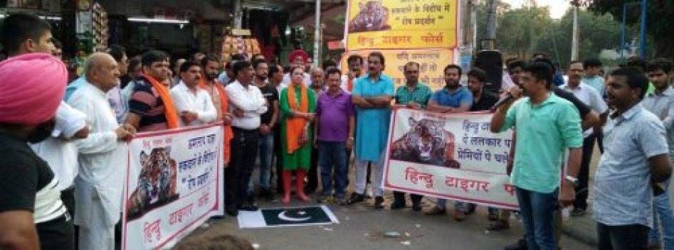 hindu tiger force