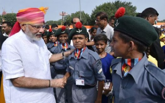 Prime Minister, Shri Narendra Modi