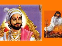 shivaji and guru ji