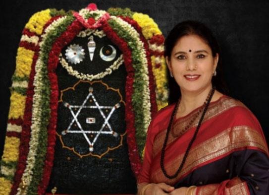 शनि साधिका डॉ. विभाश्री