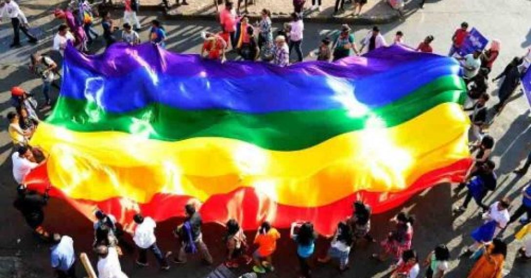 Homosexuality is not a crime