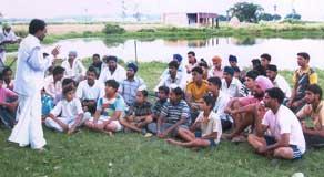 Punjabi-Kannada Sahit Manch is being formed in Kandala Village, Near Jagatpura , Mohali, India