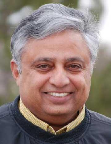 Hindu leader Rajan Zed