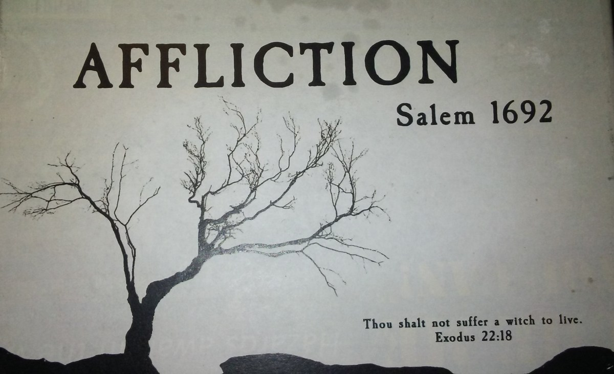 Affliction: Salem 1692 Preview