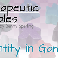 Therapeutic Meeples: Identity in Games