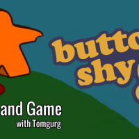 Unbuttoning His Lips - A Conversation With...Jason Tagmire of Button Shy Games, part 1 (Go Forth & Game Podcast)