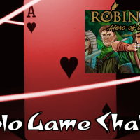 Solo Game: Robin Hood - Hero of the People