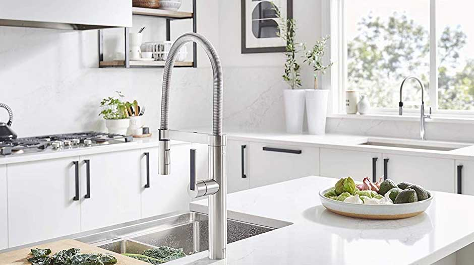 best industrial kitchen faucet in 2021