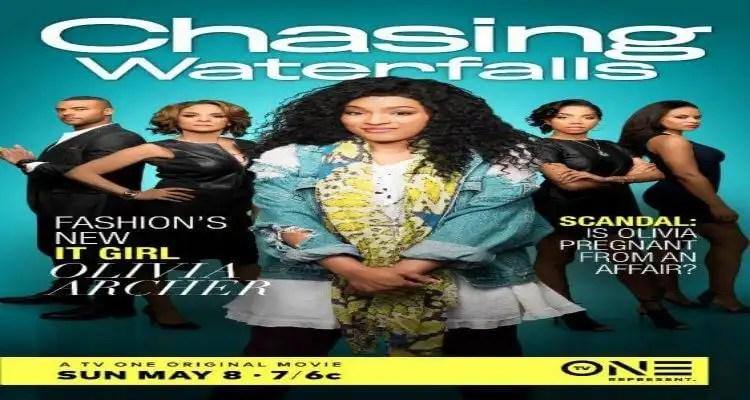 'Chasing Waterfalls' Premieres Sunday, May 8