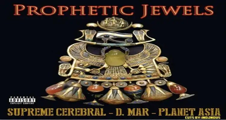 Supreme Cerebral - Prophetic Jewels ft Planet Asia