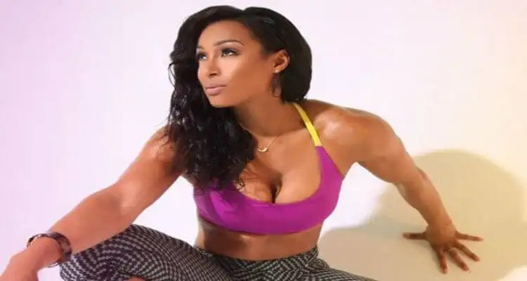 Lita Lewis: 'I decided that pursuing a career in health and fitness is my calling'
