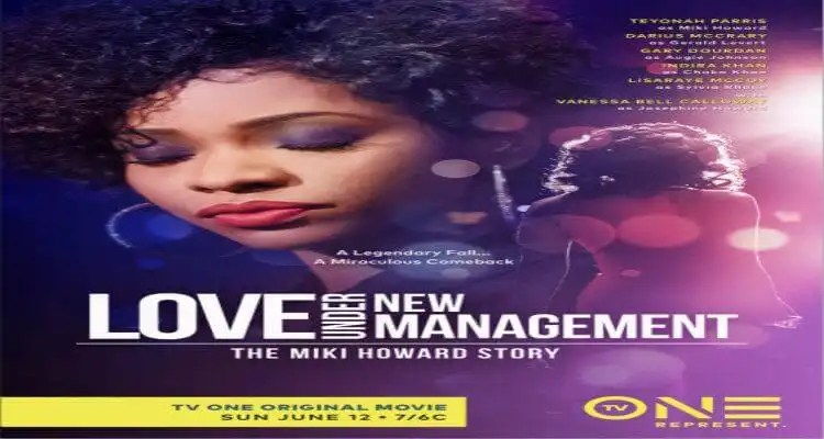 Love Under New Management: The Miki Howard Story Premieres on Sunday, June 1