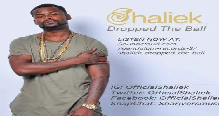 Shaliek - Dropped The Ball