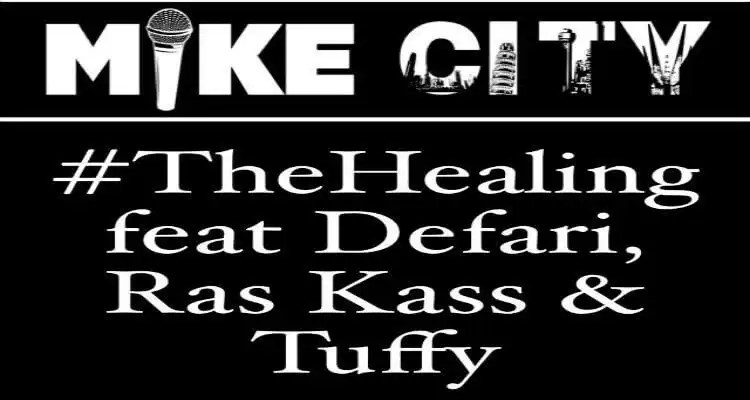 "Mike City ""The Healing"" Feat Defari, Ras Kass, & Tuffy"