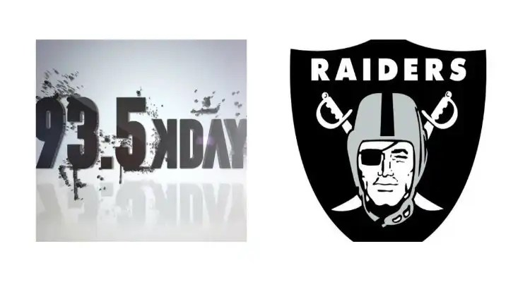 KDAY 93.5 FM And The Raiders Announce Partnership