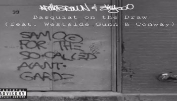 Apollo Brown & Skyzoo - 'Basquiat On The Draw (feat. Westside Gunn & Conway)'