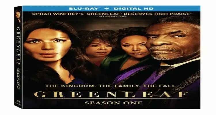 Greenleaf: Season 1, Available on Blu-ray and DVD, December 6th