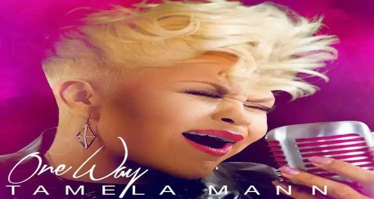 Tamela Mann Drops New Album, 'One Way'