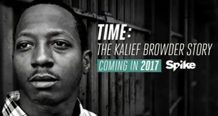 Jay Z Presents 'TIME: The Kalief Browder Story' on Spike TV