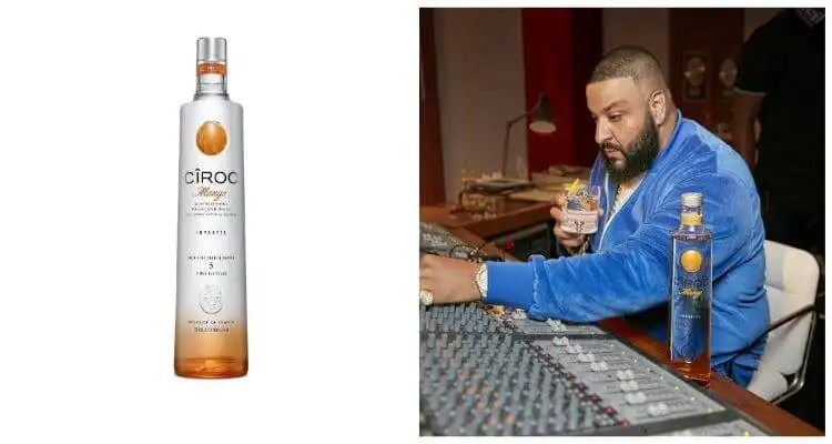 Sean 'Diddy' Combs Releases New CÎROC MANGO Flavor