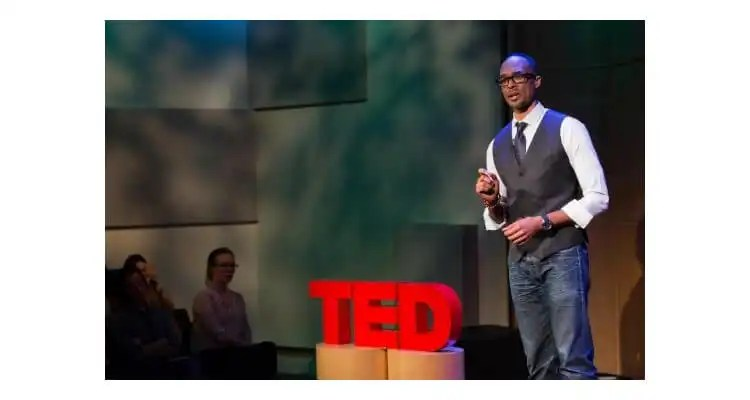 Dr. Rob Gore Delivers TED Talk 'Healing Inner-City Trauma'