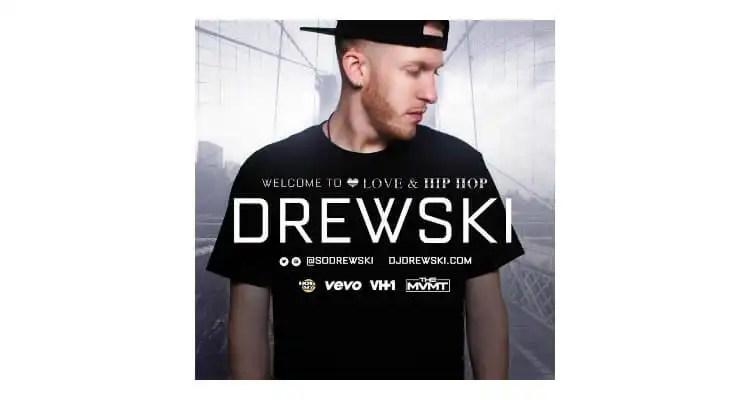Hot 97's Drewski Named Hip Hop Ambassador of VEVO