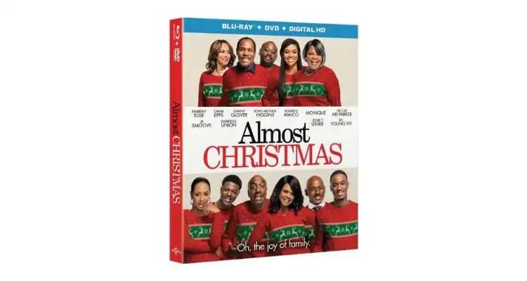 'Almost Christmas' on Digital HD January 24, 2017