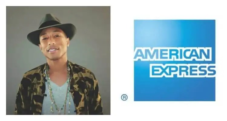 American Express Announces Pharrell Williams as Creative Director of the Platinum Card