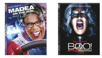 Tyler Perry and Madea are Back