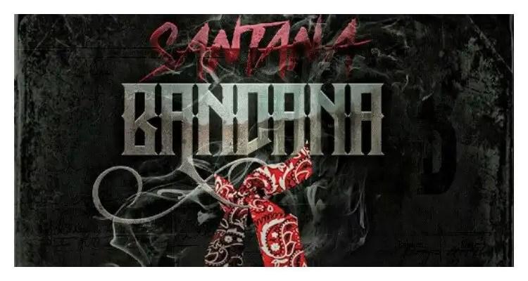 Juelz Santana- Santana Bandana