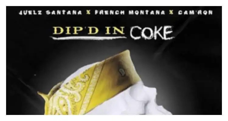Juelz Santana 'Dip'd In Coke' Feat. Cam'ron & French Montana