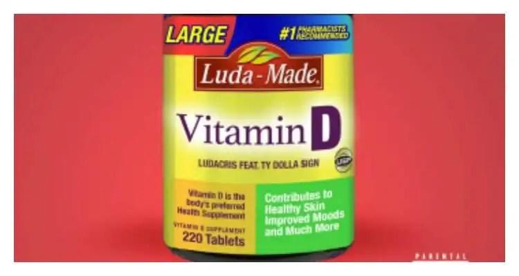 Ludacris ft. Ty Dolla $ign 'Vitamin D'