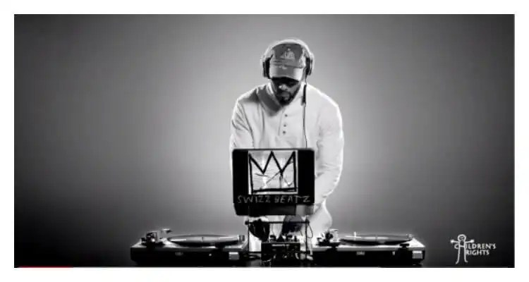 #FosterMyEducation: Spoken Word PSA with Swizz Beatz