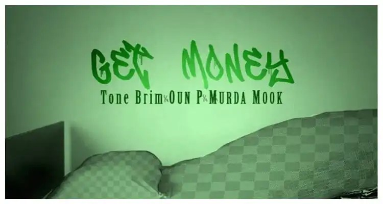 DJ Absolut feat. Tone Brim, Oun P, Murda Mook 'Get Money'