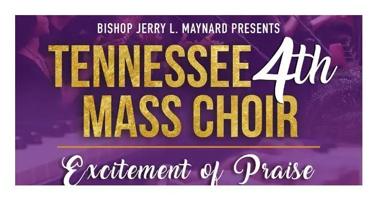 The Tennessee 4th Mass Choir Releases EXCITEMENT OF PRAISE