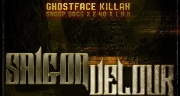 Ghostface Killah f/ Snoop Dogg, E-40 & LA The Darkman- Saigon Velour