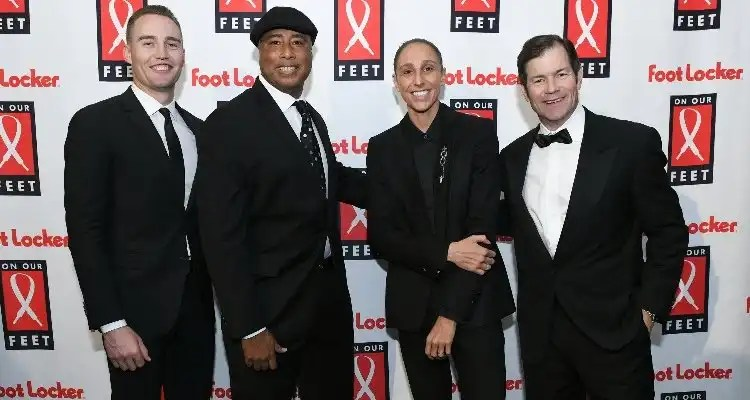Foot Locker Foundation's 18th Annual On Our Feet Fundraising Gala